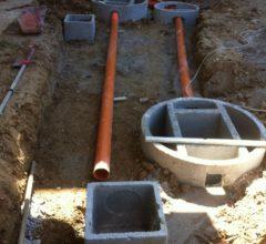 IMG_2264 fognatura abitazione con impiato sub-irrigazione