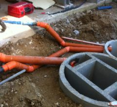 IMG_2266 fognatura abitazione con impiato sub-irrigazione