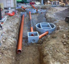 IMG_2268 fognatura abitazione con impiato sub-irrigazione