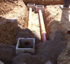 IMG_2269 fognatura abitazione con impiato sub-irrigazione
