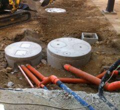 IMG_2274 fognatura abitazione con impiato sub-irrigazione