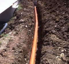 IMG_2280 fognatura abitazione con impiato sub-irrigazione