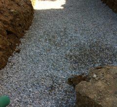 IMG_2313 fognatura abitazione con impiato sub-irrigazione