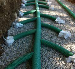 IMG_2317 fognatura abitazione con impiato sub-irrigazione