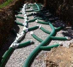 IMG_2327 fognatura abitazione con impiato sub-irrigazione