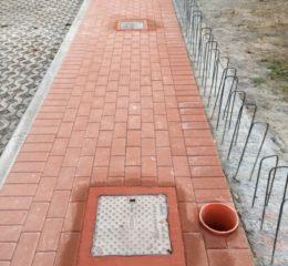 IMG-20150306-WA0011 lotizzazione posa betonelle con varie fondazioni di  recinzione