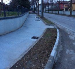 Lottizzazione con posa betonelle e varie fondazioni di recinzione Foto_008