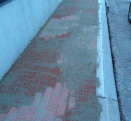 Lottizzazione con posa betonelle e varie fondazioni di recinzione Foto_009